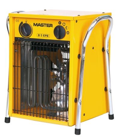 Тепловентилятор электрический MASTER B5 EСА