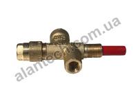 Предохранительный клапан подачи газа к тепловым пушкам Master