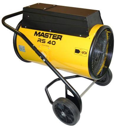 Электрический нагреватель воздуха Master RS40