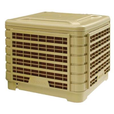 Промышленный охладитель воздуха испарительного типа JH18LP-18D8-1 (с нижней подачей воздуха)