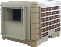 Промышленный охладитель воздуха испарительного типа JH18LP-18S8-1 (с боковой подачей воздуха)