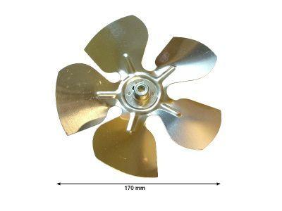Вентилятор (D=170) к тепловой пушке Master