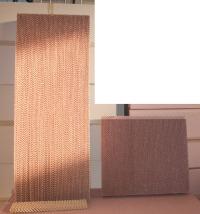 Охлаждающая панель к охладителям воздуха испарительного типа