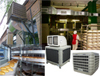Охладители воздуха испарительного типа в хлебопекарной промышленности.